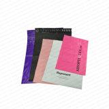Bolsa de correo de plástico impreso personalizado hecha de LDPE