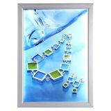 아크릴 광고 LED 호리호리한 황급한 알루미늄 프레임 가벼운 상자
