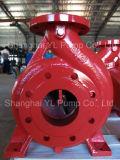 Enden-Absaugung-horizontale zentrifugale Wasser-Pumpe für Bauernhof-Bewässerung