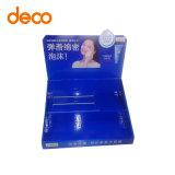 Papierschaukarton-Pappausstellungsstand-Kostenzähler-Kasten