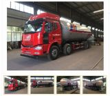 FAW 8X4 355000liters LPGディスペンサーLPGタンクトラックLPGのタンカー