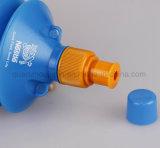 Garrafa de água plástica amigável Foldable personalizada do esporte de Eco do logotipo