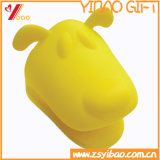 台所用品くまの高温絶縁体のシリコーンの手袋/マイクロウェーブ絶縁体クリップ(XY-GV-65)