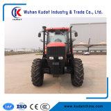 110HP 4つの車輪駆動機構が付いている農業の農場トラクター