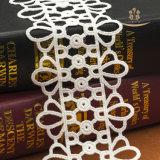 Testo fisso del merletto del Crochet e commercio all'ingrosso decorativi del merletto del cotone