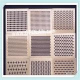 Maille de poinçon de filtre de feuille titanique personnalisable