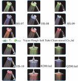 RGB 3colors Good Quality LED Hand Shower en LED Shower Head