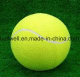 Ballon de tennis géant pour les jouets pour animaux de compagnie 9.5 pouces