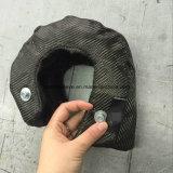 Теплозащитный экран турбокомпрессора из углеродного волокна T3-T4 Turbo офсетного полотна