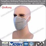 WegwerfFfp halber Gesichtsmaske-gefalteter Filter-Atemschutzmaske-Respirator