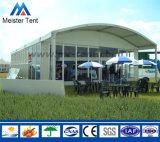 Tenda foranea permanente di evento della tenda di figura di Arcum della parete di vetro
