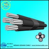 cabo isolado XLPE do ABC do cabo distribuidor de corrente 50mm2