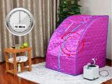 小型屋外のサウナのFoldable携帯用蒸気のサウナ部屋