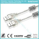 OEM горячие продавая 3.3FT Am к удлинительному кабелю USB Af