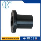 ajustage de précision de fusion de bout de 200mm de pipe en plastique