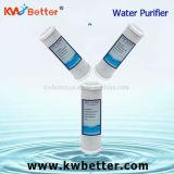 파이프라인 물 정화기 스테인리스 살균 특유한 두 배 단계
