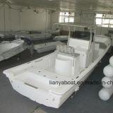 Liya 5m 7.6m Familien-Fischerboot-Fiberglaspanga-Boots-Verkauf