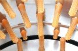 Volledige Automatische Machine BZ-50 van de Plukker van de Kip van het Gevogelte van het Roestvrij staal