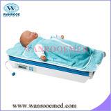 Ospedale di Hb-Yp100ab ed incubatrice infantile del bambino di emergenza medica con Phototherapy