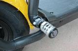 Patada de Scooter eléctrico 800W con F/R de suspensión, de 2 asientos
