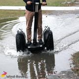 Собственной личности самоката удобоподвижности большого колеса вездехода ветра E-Самокат электрической балансируя