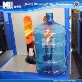 Botella del animal doméstico del barril que hace la máquina