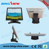 "17 ""True Flat Design Commercial Pcap POS Touch Monitor Screen"