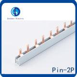 Forquilha personalizada do Pin das barra para disjuntores da caixa de distribuidor