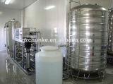 Het industriële Systeem van de Behandeling van het Water van het Roestvrij staal Grijze