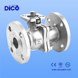 Investing Casting Stainless Steel Floating Ball Valve