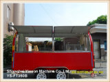 Acoplado caliente de Ys-FT350b Sale Food Van Mobile Bakery para la venta