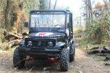 Negro 4 ruedas Mini Deportes ATV para adultos