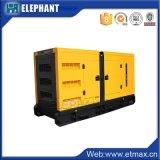 Groupe électrogène 4 Cylindres refroidis par eau 28kw 35KVA Diesel Generator