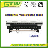 Impressora Inkjet do Largo-Formato de Oric Tx3202-E com a cabeça de impressão Dx-5 dobro