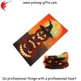 승진 (YH-HS104)를 위한 Halloween 폴리에스테 목 스카프
