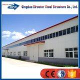 Edificio de la fábrica del marco estructural rápido/almacén de varios pisos prefabricados de la construcción de la estructura de acero