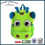 Amazon Hot New Style Children Green Animal Backpack Bag Sh-17070615