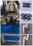 Высокоскоростная производственная линия трубы из волнистого листового металла PE/PVC/PP одностеночная