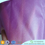 100% polipropileno laminado Nonwoven Fabric en rollo fabricante de China