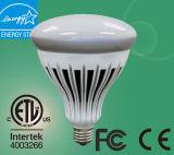 R40 intensidad regulable de bombilla LED con Energy Star y ETL