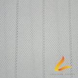 Tela elástica feita malha de Lycra do Spandex do poliéster para a aptidão do Sportswear (LTT-CZB#)