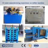 Vulkanisierenpresse-Maschine für die Herstellung des Gummiblattes