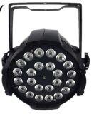 DMX Innen24pc 10W RGBW LED NENNWERT Licht