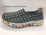 Вскользь ботинок для ботинка эластика Footware людей