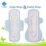 290mm Maxi gesundheitliche Auflage mit Flügeln für Nachtgebrauch