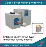 Машина Spg50k-25b золота плавя