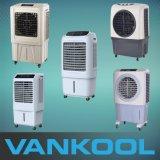 Зеленый охлаждающий вентилятор воздушного потока 4500m3/H подвижной Evaportative