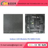 Farbenreiche geregelte Innenp6 installieren LED-Bildschirm mit niedrigem Fabrik-Preis