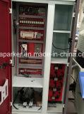 Doppio portello della finestra di alluminio della tagliatrice di CNC del mitra che fa macchina