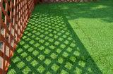 Tuile artificielle 60*30cm d'herbe de PE à haute densité de grande taille supplémentaire
